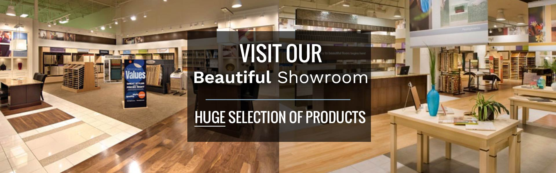 Flooring - LVP, Hardwood, Carpet, Ceramic Tile, Area Rugs